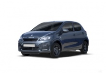 New Peugeot 108 Hatchback Petrol 5 Doors
