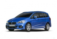 New BMW 2 Series MPV Diesel 5 Doors