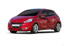 New Peugeot 208 Hatchback Petrol 5 Doors
