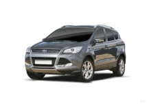 New Ford Kuga 4x4 Diesel 5 Doors
