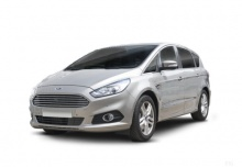 New Ford S-MAX MPV Diesel 5 Doors