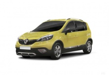 New Renault Scenic Xmod MPV Diesel 5 Doors