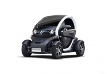 New Renault Twizy Coupe Electric 2 Doors