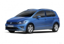 New Volkswagen Golf SV Hatchback Petrol 5 Doors