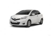 New Toyota Yaris Hatchback Petrol 3 Doors