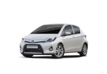 New Toyota Yaris Hatchback Petrol 5 Doors