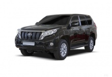 New Toyota Land Cruiser 4x4 Diesel 5 Doors