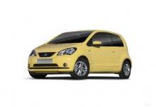 New SEAT Mii Hatchback Petrol 3 Doors