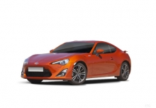 New Toyota GT86 Coupe Petrol 3 Doors