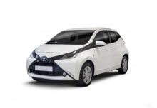 New Toyota AYGO Hatchback Petrol 5 Doors
