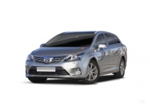New Toyota Avensis Estate Diesel 5 Doors