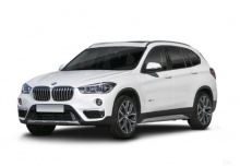 New BMW X1 4x4 Petrol 5 Doors