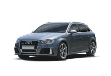 New Audi RS3 Hatchback Petrol 5 Doors