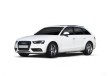 New Audi A4 Avant Estate Diesel 5 Doors