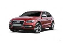 New Audi SQ5 4x4 Diesel 5 Doors