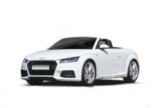 New Audi TT Roadster Convertible Petrol 2 Doors