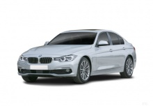 New BMW 3 Series Saloon P/Electric 4 Doors
