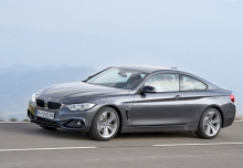New BMW 4 Series Coupe Petrol 2 Doors