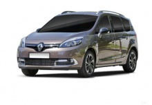 New Renault Grand Scenic MPV Petrol 5 Doors