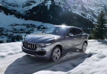 New Maserati Levante Hatchback Diesel 5 Doors