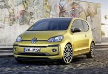 New Volkswagen up! Hatchback Petrol 3 Doors