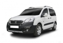 New Peugeot Partner MPV Petrol 5 Doors