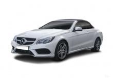 New Mercedes-Benz E-Class Convertible Diesel 2 Doors