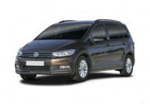 New Volkswagen Touran MPV Petrol 5 Doors