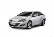 New Vauxhall Astra Estate Petrol 5 Doors
