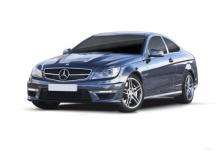 New Mercedes-Benz C-Class Coupe Petrol 2 Doors
