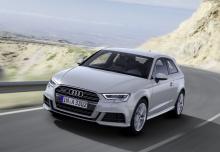New Audi A3 Hatchback Diesel 3 Doors