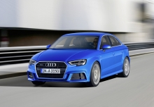 New Audi A3 Saloon Petrol 4 Doors