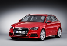 New Audi A3 Hatchback Petrol 5 Doors