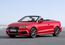 New Audi A3 Cabriolet Convertible Diesel 2 Doors