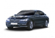 New BMW 7 Series Saloon Petrol 4 Doors