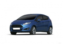 New Ford Fiesta Hatchback Petrol 5 Doors