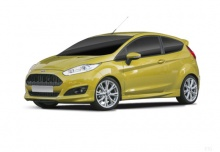 New Ford Fiesta Hatchback Diesel 3 Doors