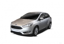 New Ford Focus Hatchback Petrol 5 Doors