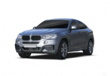 New BMW X6 4x4 Petrol 5 Doors
