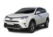 New Toyota RAV4 4x4 Diesel 5 Doors