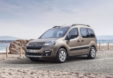 New Citroen Berlingo Estate Diesel 5 Doors