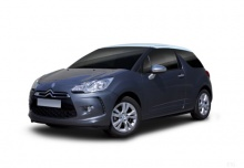 New Citroen DS3 Hatchback Diesel 3 Doors