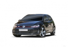 New Volkswagen Golf Hatchback Petrol 5 Doors