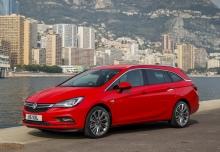 New Vauxhall Astra Estate Diesel 5 Doors