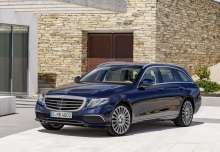 New Mercedes-Benz E-Class Estate Diesel 5 Doors