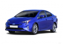 New Toyota Prius Hatchback P/Electric 5 Doors