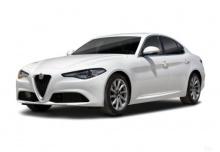 New Alfa Romeo Giulia Saloon Diesel 4 Doors