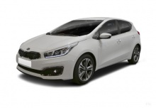 New Kia ceed Hatchback Petrol 5 Doors