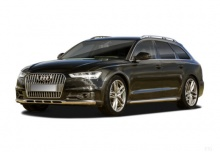 New Audi A6 allroad Estate Diesel 5 Doors