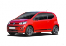 New Volkswagen up! Hatchback Petrol 3 Doors